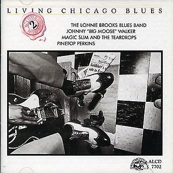 Levende Chicago Blues - Vol. 2-levende Chicago Blues [CD] USA importerer