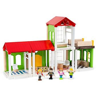 Playset BRIO aldeia familiar 33941