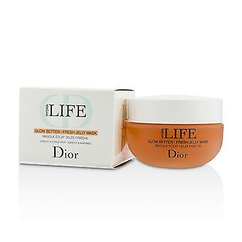 Christian Dior Hydra Life Glow Better - Fresh Jelly Mask - 50ml/1.8oz