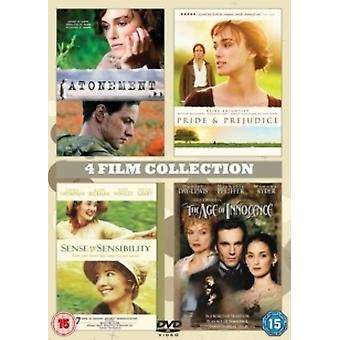4 Film Collection (DVD)