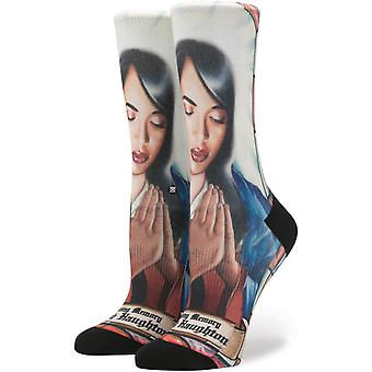 Stance Praise Aaliyah W Crew Socks