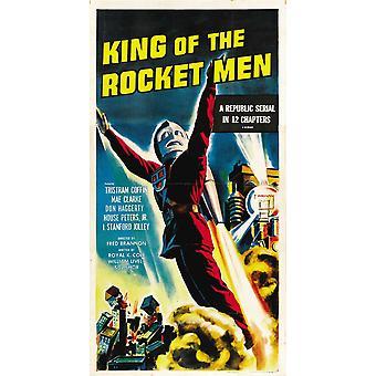 King of the Rocketmen Movie Poster (11 x 17)