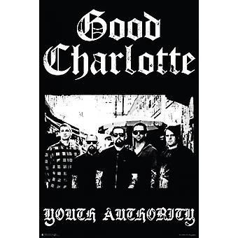 Bra Charlotte ungdom myndigheten affisch affisch Skriv