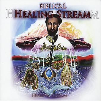 Biblical - Healing Stream [CD] USA import