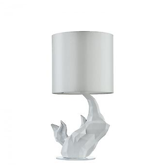 Maytoni Lighting Nashorn Table & Floor Collection Table Lamp , White