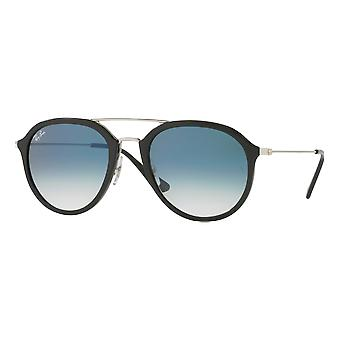 Ray - Ban RB4253 Large Black/Silver blue gradient