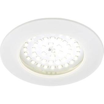 LED outdoor recessed light 10.5 W Warm white Briloner 7236-016 White