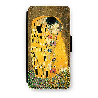 iPhone 7 Plus estuche Flip - Der Kuss