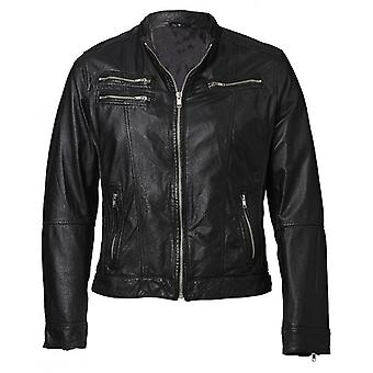 Avaratra Womens Leather Jacket