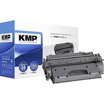 KMP Toner cartridge replaced HP 80X Compatible Black