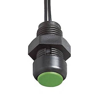 Pushbutton 48 V DC/AC 0.5 A 1 x Off/(On) Elobau 14