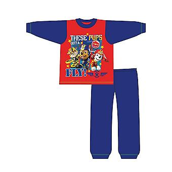 Paw Patrol Childrens/Toddlers Boys These Pups Gotta Fly Long Pyjamas