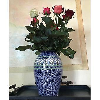 Floor vase, height 32 cm, forget me not, BSN J-4231