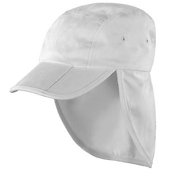 Result Headwear Unisex Fold-Up Legionnaires Baseball Cap One Size