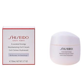 Shiseido essencial energia hidratante Gel Creme 50 Ml para as mulheres