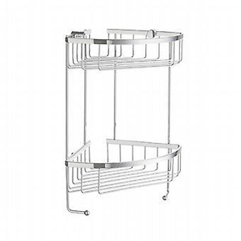 Sideline Soap Basket Corner 2 Level DK2031