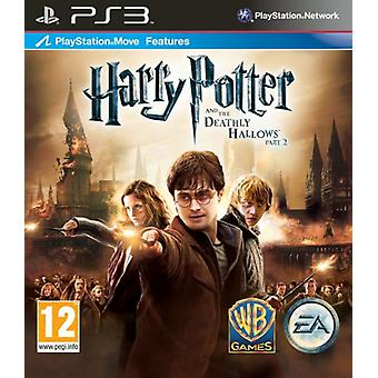 Harry Potter and The Deathly Hallows deel 2 (PS3)