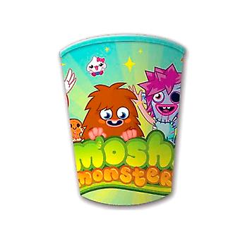 Moshi Monsters Party Papieren Bekers 260ml