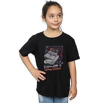 Vincent Trinidad Girls 16 Bit Retro Gaming T-Shirt