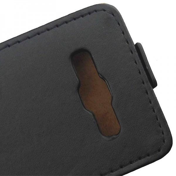 Flip Pocket Deluxe black for Samsung Galaxy A5 A500 A500F
