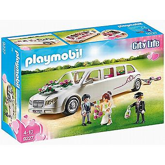 Playmobil 9227 City Life Wedding Limo, Multi