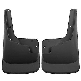 Husky Liners Front Mud Guards Fits 08-10 F250/F350 w/o Flares