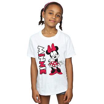 Mouse di Minnie Disney ragazze ridacchiando t-shirt