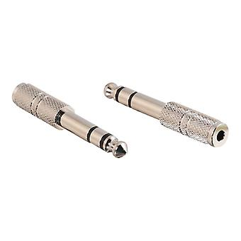 C2g-Audio-adapter-stereo jack (male) to the minimonojack (female)