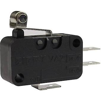 Zippy Microswitch VA2-16S1-05D0-Z 250 V AC 16 A 1 x On/(On) momentary 1 pc(s)