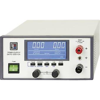 EA Elektro-Automatik EA-PSI 5040-40 A Bench PSU (adjustable voltage) 0 - 40 Vdc 0 - 40 A 640 W USB , Ethernet, Analogue No. of outputs 1 x