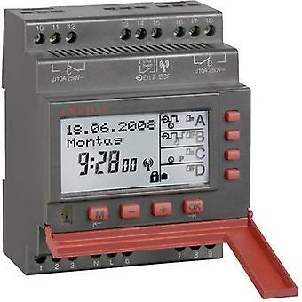 Müller SC 88.20 pro DIN rail montaje temporizador digital 230 V AC 10 A/250 V