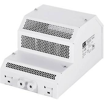 Aislamiento transformador 1 x 230 V 2 x 115 V AC 200 VA