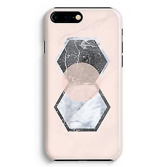 iPhone 8 Plus Full Print Case (Glossy) - Creative touch