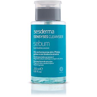 Sesderma Sensyses Cleanser Cleansing Water Sebum (Cosmetics , Face , Facial cleansers)