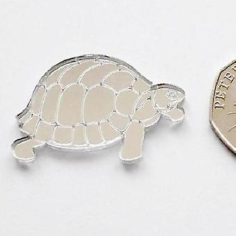 Tortoise Mini Craft Sized Acrylic Mirrors (10Pk)