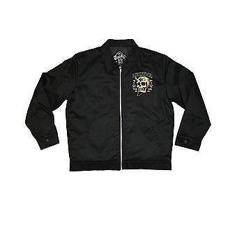 Lucky 13 men's transfer jacket booze, bikes and Broads