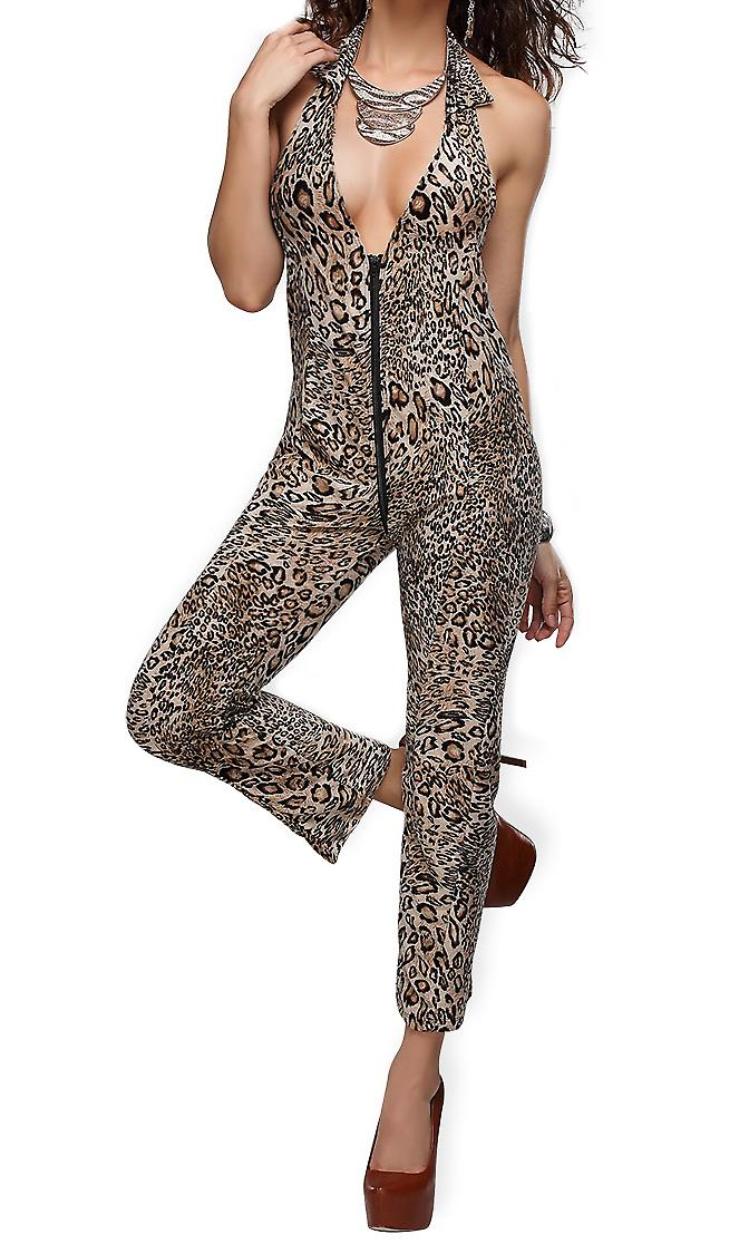 Waooh - Fashion - Leopard fluid combination