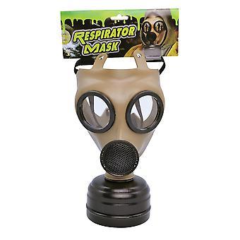 Máscara de gás realista