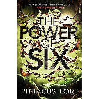 The Power of Six by Pittacus Lore - 9780141047850 Book