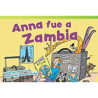 Anna Fue A Zambia av Sharon Callen - Bettina Guthridge - 978148072999