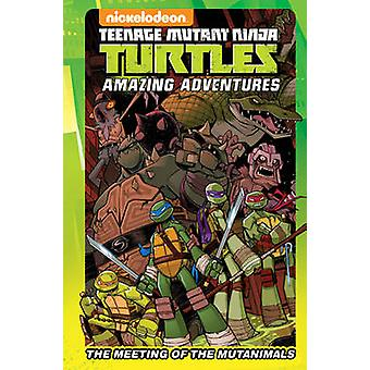 Teenage Mutant Ninja Turtles - The Meeting of the Mutanimals by Chad T