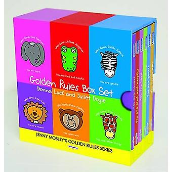 Golden Rules Box Set by Donna Luck - Juliet Doyle - 9781904866565 Book