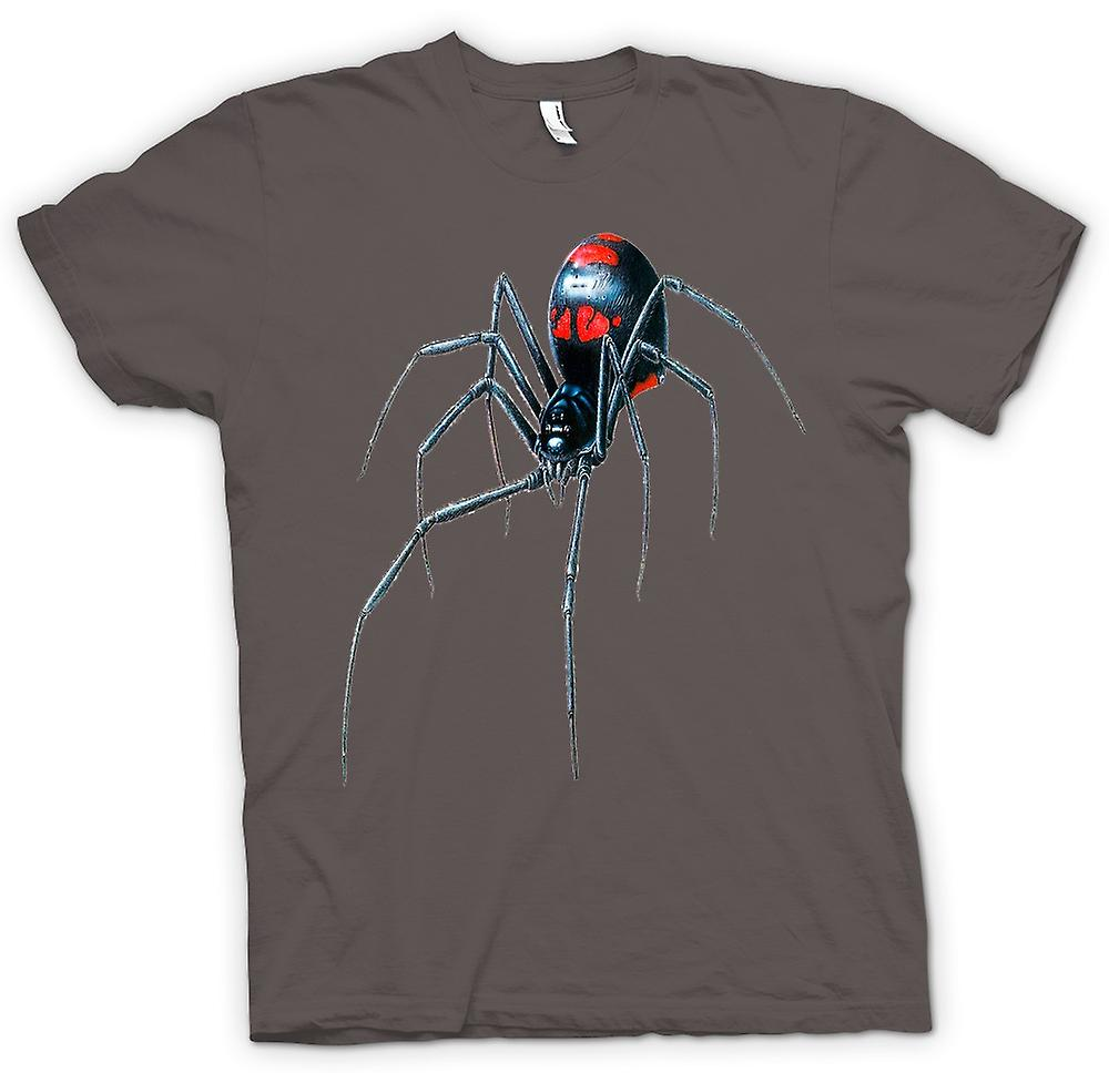 Womens T-shirt - Widow Spider - Cool