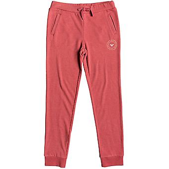 Roxy Mineral Red Sweet Sun Life Girls Joggers