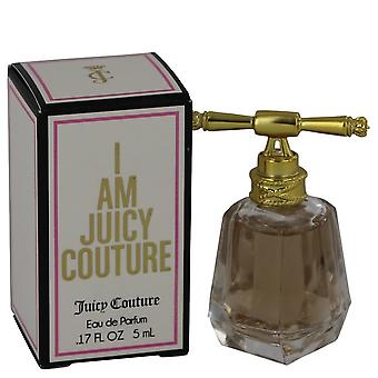 I am Juicy Couture by Juicy Couture Mini EDP .17 oz / 5 ml (Women)