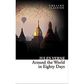 Collins Classics - tour du monde en quatre-vingts jours