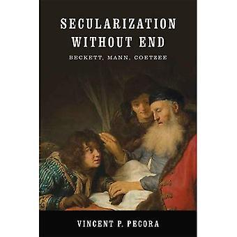 Sekularisering utan slut: Beckett, Mann, Coetzee (Yusko Ward-Phillips föreläsningar)