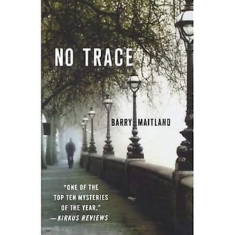 NO TRACE (Brock & Kolla Mysteries)