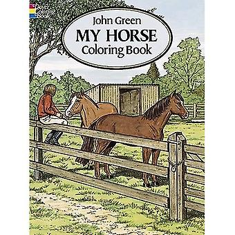 My Horse Coloring Book (Dover Nature Coloring Book)
