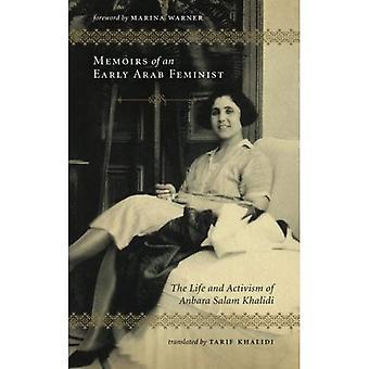 Memoarer av en tidig Arab feministiska